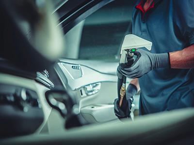 Sanificazione auto Venezia - Sanificazione auto Padova - Sanificazione Audi - Sanificazione Volkswagen - Boschetti Auto Campagna Lupia